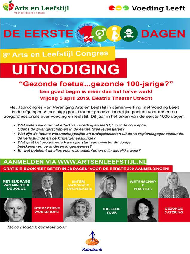 Arts & Leefstijl Jaarcongres