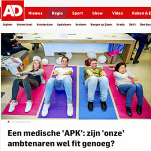 AD publicaties 16 november